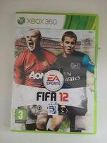 Gra Fifa 12 na Xboxa 360
