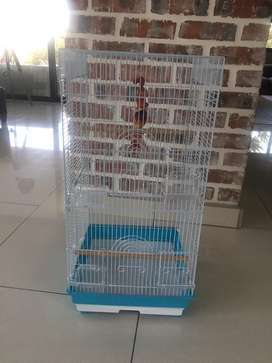Parrot / bird cage