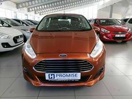 2016 Ford Fiesta 1.0 Ecoboost Trend 5dr A/T