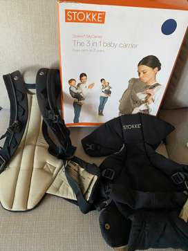Stokke 3-in-1 carrier