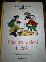 Książka Piecioro dzieci i cos Edith Nesbit
