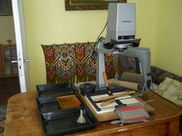 Домашняя фотолаборатория