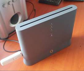Vodafone wifi router   4G and 5g