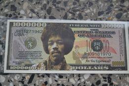 Milion Dolarów -Banknot