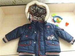 Продам демисезонную куртку 3-6 месяцев