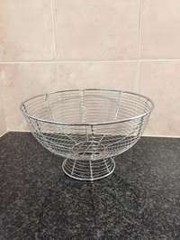 Image of Stainless steel fruit basket
