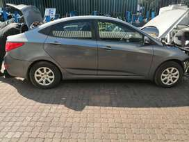 Hyundai Accent 1.6 Stripping For Spare Parts