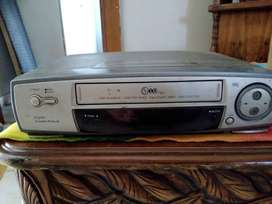 Home theatre for sale and old vcr