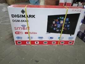 "Brand new 40"" digimark smart android tv"