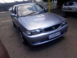 2004 Toyota Tazz 1.3 is available