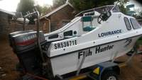 Boat for sale..bought new one..cabin cruiser 2x55 Yamaha for sale  South Africa