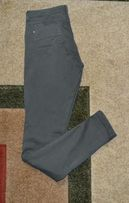 spodnie rurki khaki bershka 36/S