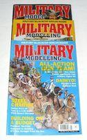 """Czasopismo dla modelarzy """" Military modelling"""" rok 2000"""