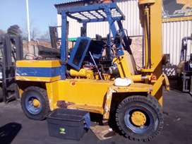 Forklift Repairs and Services