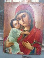 """Икона """"Владимирская Богородица""""(нач. 20-го века)"""