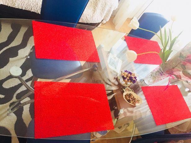Стол стеклянный на деревянной основе производства Италия Херсон - изображение 2