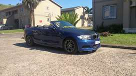 2008 bmw125i Convertible