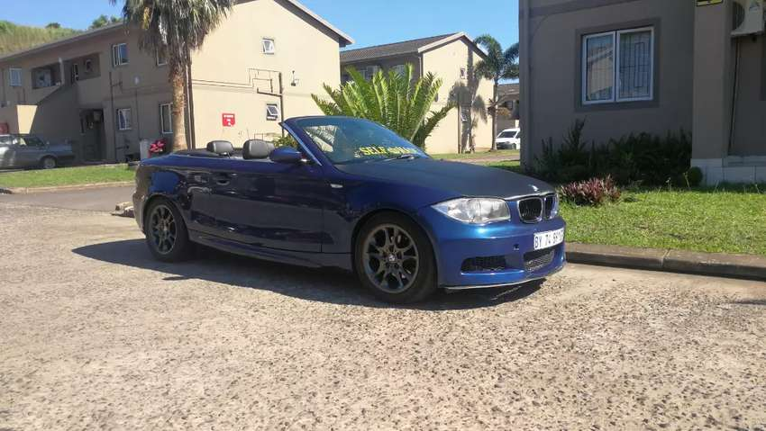 2008 bmw125i Convertible 0
