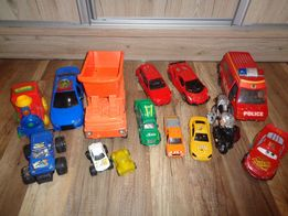 Zestawa samochodów