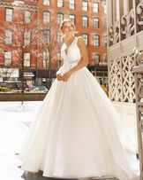 весільна сукня, Eva Lendel, силует принцеса, колекція 2019