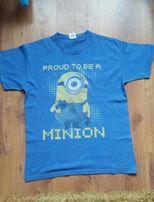 SUPER T-shirt chlopiecy Minion