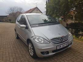 2006 Mercedes A180 CDI auto only 90 000km on the clock
