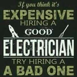 No fuss Electrical and Plumbing 24/7
