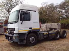 Mercedes Actros 2648 Truck Tractor Horse Auto + Hydraulics