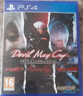Devil may cry 123 /3in one combo game