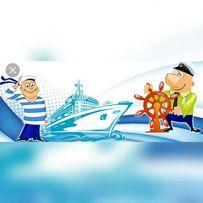 Составление анкет для моряков и их рассылка по крюингам.