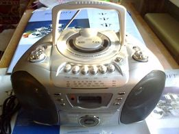 Новая магнитола LG-CM181USB с СD/MP3 плеером