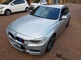 BMW 320d M-Sport Year Model :2015 Engine :2ltr Mileage :99000km