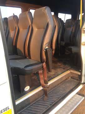 22 seater Crafter ( BJK engine)