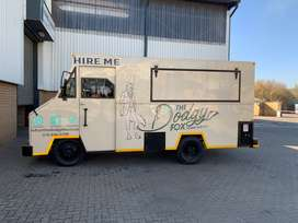 Food Truck - Mobile Kitchen