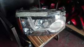 Land Rover Discovery 4 xenon headlight complete with accessories