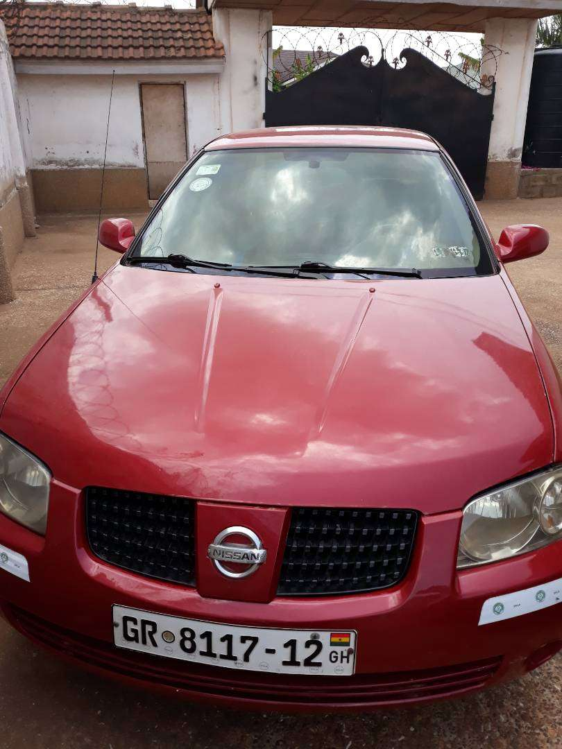 Nissan Sentra 2006 for Quick sale 0
