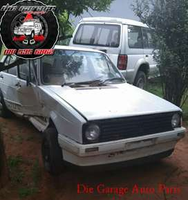 VW Citi Golf striping for parts