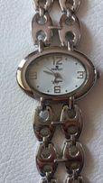 Piękny srebrny zegarek!