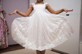 Нарядное платье для девочки НЕ ШИРПОТРЕБ