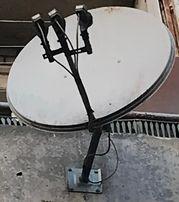 Спутниковая тарелка + Тюнер Openbox X-750PVR
