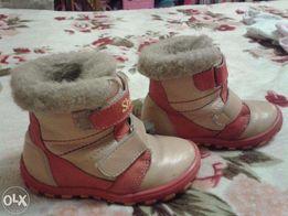 Зимние ботинки для девочки ShagoVita, 24 размер