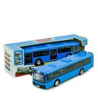 Автобус инерционный, свет, звук.