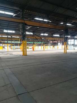 22 000m2 warehouse to let in Wadeville