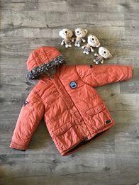 Куртка курточка парка Некст Next 4-5л