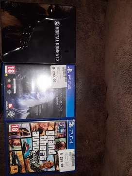3 awesome ps4 games to swop or sell R200 each