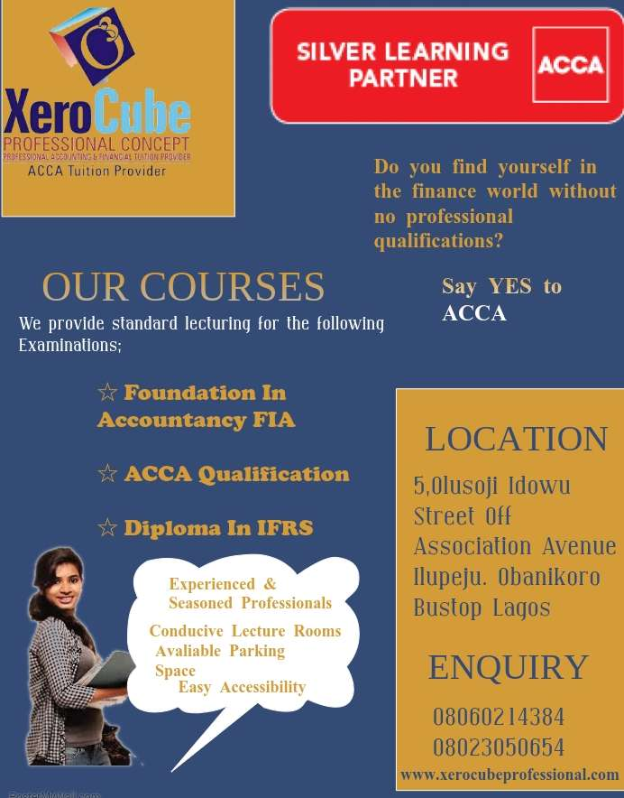 FIA ACCA Qualification & Diploma in IFRS  Training Class 0