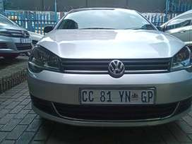 2012 VW POLO VIVO 1.4 TRENDLINE BLUE LINE