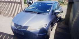 Honda civic 2.2dti