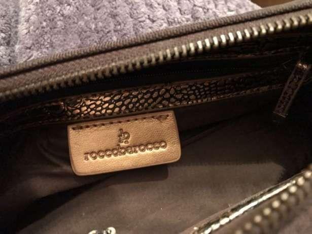 Продам сумку roccobarocco, оригинал! Покупалась в Италии! Одесса - изображение 4