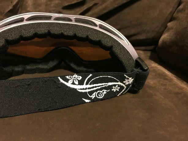 Okulary narciarskie 4f dla dziecka 10-12 lat regulowane Zgierz - image 3